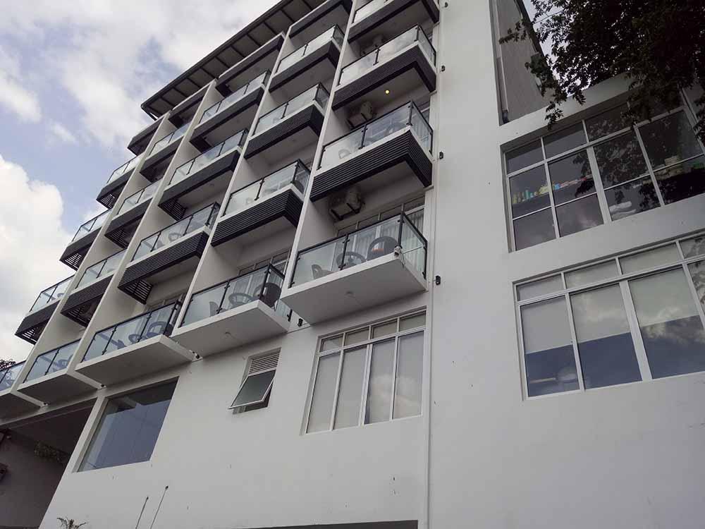 Hotel Lagone, Kandy